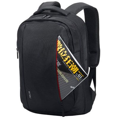 "Рюкзак ASUS Matte Backpack 16"" Black 90-XB2700BP00020-"