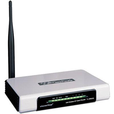 Wi-Fi ������ TP-Link TL-WR543G 54Mbps lan