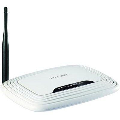 Wi-Fi роутер TP-Link TL-WR741ND 150Mbps lan