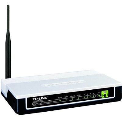 Wi-Fi роутер TP-Link TD-W8950ND 150Mbps ADSL2+