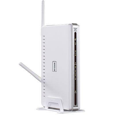 Wi-Fi роутер D-Link DSL-2760U