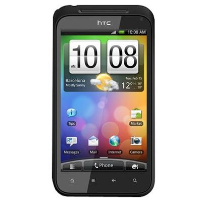 ��������, HTC Incredible S Black