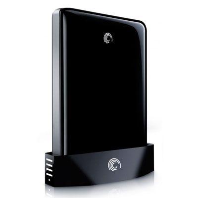 Внешний жесткий диск Seagate FreeAgent GoFlex Pro 500Gb USB 2.0 Black STAD500200