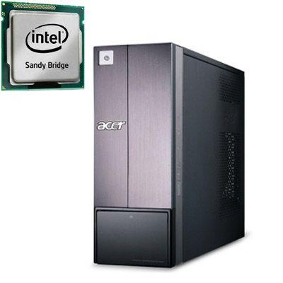 Настольный компьютер Acer Aspire X3960 PT.SFFE1.001