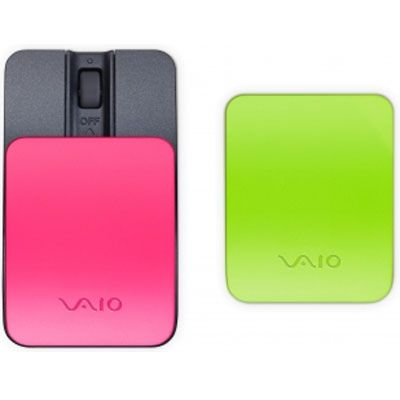 Мышь Bluetooth Sony VAIO лазерная VGP-BMS15/P