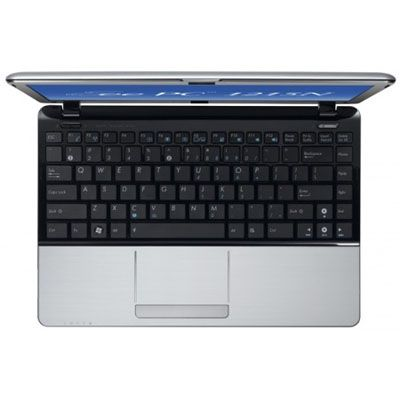 Ноутбук ASUS EEE PC 1215N Windows 7 /500Gb (Silver) 90OA2HB784159A7E43EQ