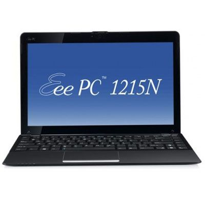 Ноутбук ASUS EEE PC 1215N Windows 7 /500Gb (Black) 90OA2HB584159A7E43EQ