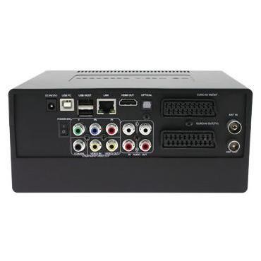 Медиаплеер Ellion HMR-650H установка 2-х 3,5'' SATA HDD (до 4Тб)