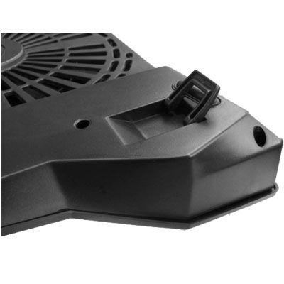 Охлаждающая подставка Cooler Master NotePal E1 R9-NBC-23E1-GP