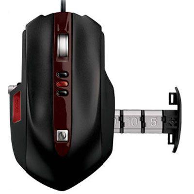 Мышь проводная Microsoft SideWinder Black HKA-00005