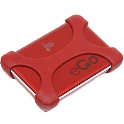 "������� ������� ���� Iomega eGo Portable 2.5"" 1000Gb USB 3.0 Ruby Red 35508"
