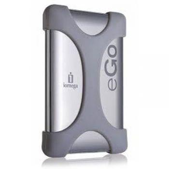 """Внешний жесткий диск Iomega eGo Portable 2.5"""" 1000Gb USB 3.0 Silver 35509"""