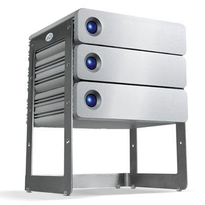 Внешний жесткий диск LaCie d2 Quadra Hard Disk 3000Gb USB 2.0 301560EK