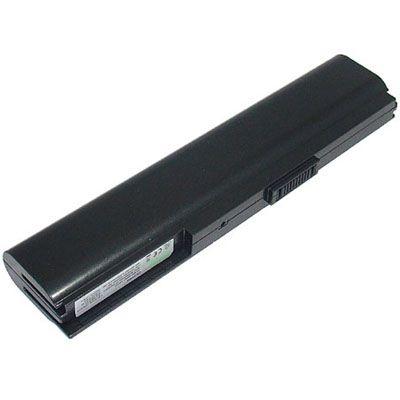 Аккумулятор TopON для Asus U1, U2, U3, N10, eee PC 1004DN Series 7200mAh TOP-U3H/TOP-U1H