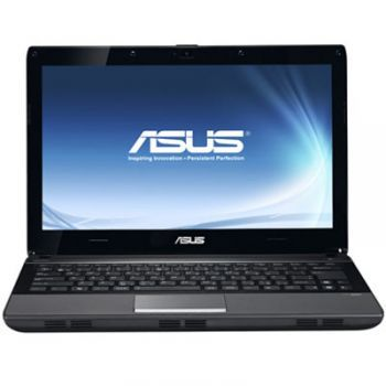 Ноутбук ASUS U31Jg P6200 Windows 7 (Black)
