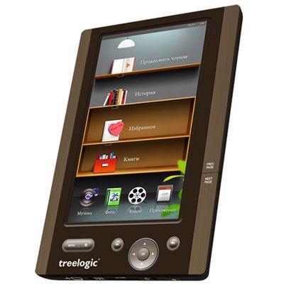 Электронная книга Treelogic Arcus 701 4Gb Black