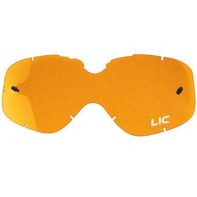 Liquid Image Линза янтарь LIC611 mx Goggle Lense для Summit и Impact серий (Amber)