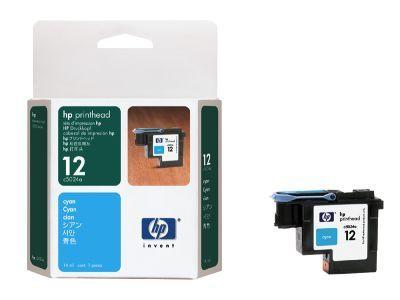 Расходный материал HP 12 Cyan Printhead C5024A
