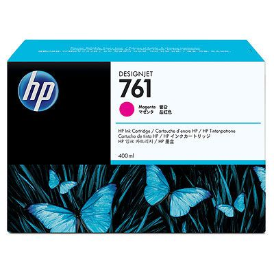 Картридж HP 761 Magenta/Пурпурный (CM993A)
