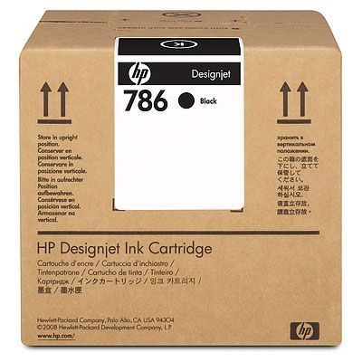 ��������� �������� HP HP 786 3L Black Latex Designjet Ink Cartridge CC585A