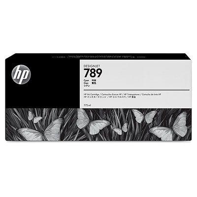 Картридж HP 789 Cyan/Голубой (CH616A)