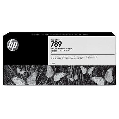 Картридж HP 789 Light Cyan/Светлый Циан (CH619A)