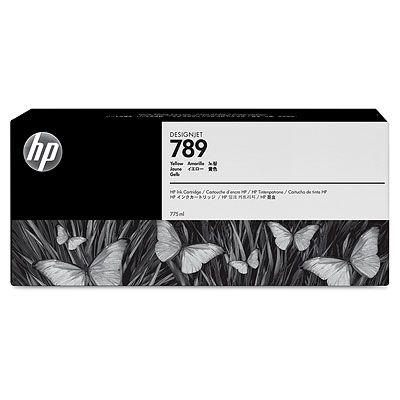 Картридж HP 789 Yellow/Желтый (CH618A)