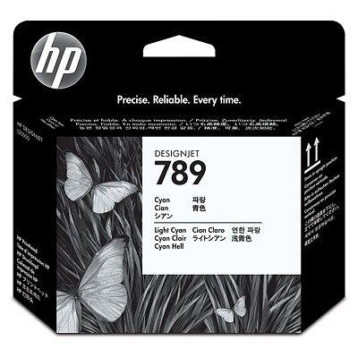 Печатающая головка HP 789 Light Cyan/Голубой (CH613A)