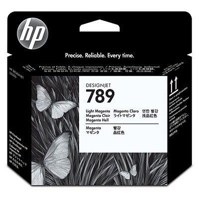 Печатающая головка HP 789 Light Magenta/Magenta-Светло-пурпурный/Пурпурный (CH614A)