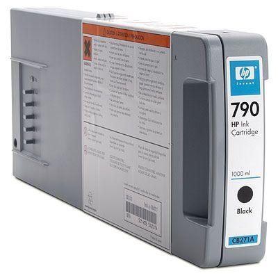 Расходный материал HP HP 790 1000 ml Black Ink Cartridge CB271A