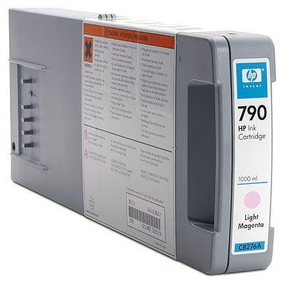 Расходный материал HP HP 790 1000 ml Lt Magenta Ink Cartridge CB276A