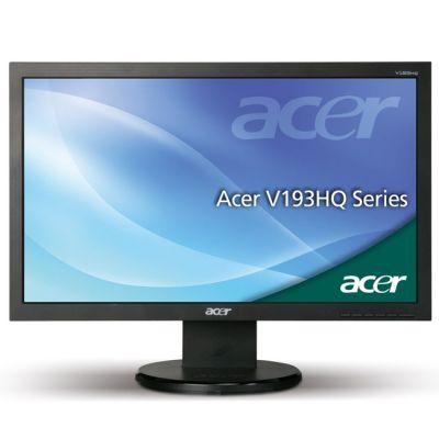 Монитор Acer V193HQLAOb ET.XV3HE.A19