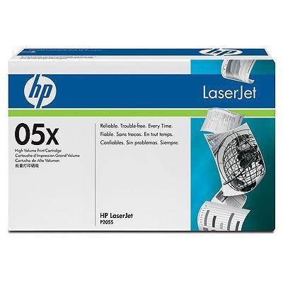 Расходный материал HP LaserJet CE505X Contract Black Print Cartridge CE505XC