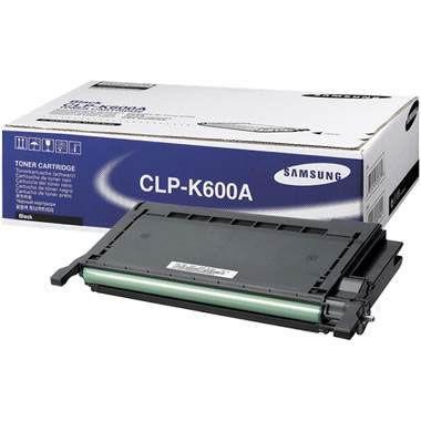 Расходный материал Samsung CLP-600/650N Black Print Cartridge CLP-K600A