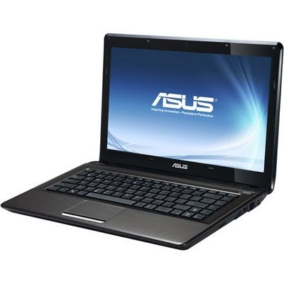 Ноутбук ASUS K42JC P6200 Windows 7