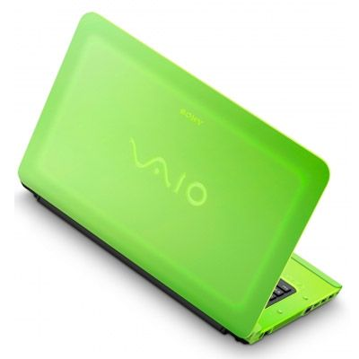 Ноутбук Sony VAIO VPC-CA1S1R/G