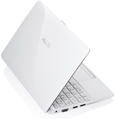 Ноутбук ASUS EEE PC 1015B C-50 Windows 7 (White) 90OA3AB34214987E23EU