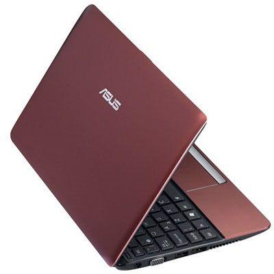 Ноутбук ASUS EEE PC 1015PN N570 Windows 7 (Red) 90OA2VBF92169A7E33EQ