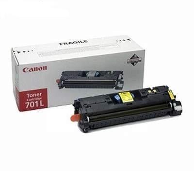 ��������� �������� Canon cartridge 701 YELLOW/LBP5200 9284A003