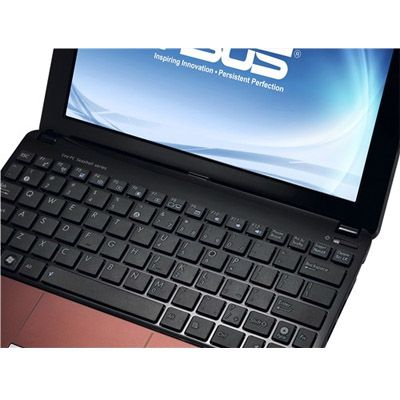 Ноутбук ASUS EEE PC 1015PX Windows 7 (Red) Матовый корпус 90OA3DB76213987E53EU