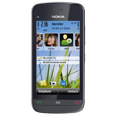 ��������, Nokia C5-03 Graphite Black