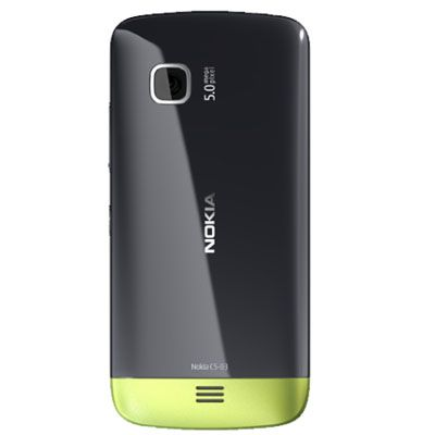 Смартфон, Nokia C5-03 Lime Green