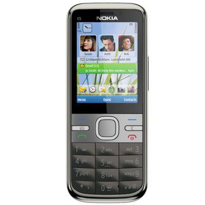 Смартфон, Nokia C5-00 Warm Grey
