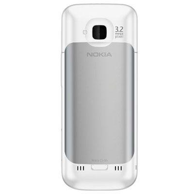 Смартфон, Nokia C5-00 White