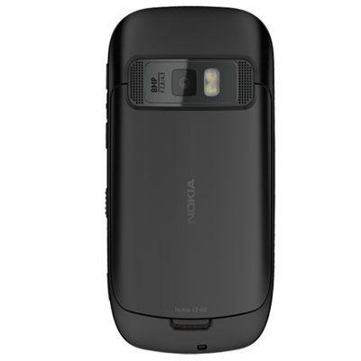 Смартфон, Nokia C7-00 Charcoal Black