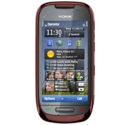 ��������, Nokia C7-00 Mahogany Brown