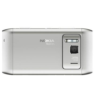 ��������, Nokia N8 Silver White