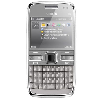 ��������, Nokia E72-1 Navi Metal Grey