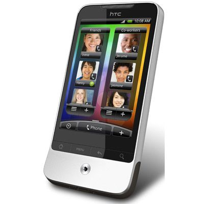 Смартфон, HTC A6363 Legend Silver