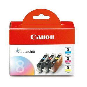 Расходный материал Canon CLI-8 C/M/Y multi pack 0621B026